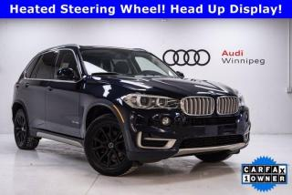 Used 2018 BMW X5 xDrive35i w/Navigation *Winter Tires* for sale in Winnipeg, MB