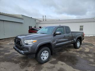 New 2021 Toyota Tacoma 4X4 Access CAB 6A SR for sale in Port Hawkesbury, NS