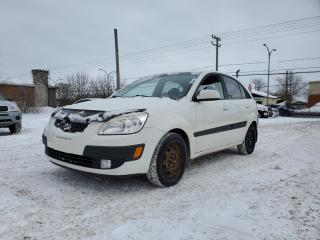 Used 2009 Kia Rio *TOIT*SIÈGES CH*A/C*BT* for sale in St-Jérôme, QC