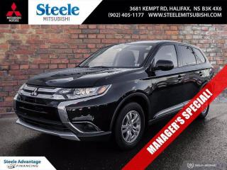 Used 2016 Mitsubishi Outlander ES for sale in Halifax, NS