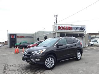 Used 2016 Honda CR-V 2.99% Financing - EX-L AWD - LEATHER - SUNROOF - REVERSE CAM for sale in Oakville, ON