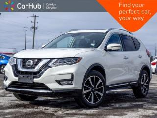 New 2018 Nissan Rogue SL AWD Navigation Panoramic Sunroof Leather Bluetooth Backup Camera Remote Start 19