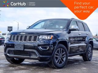 New 2019 Jeep Grand Cherokee Limited 4x4 Sunroof Bluetooth Backup Camera Remote Start Leather Heated Front Seats 18