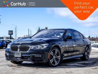 New 2017 BMW 7 Series 750i xDrive Navigation Panoramic Sunroof Leather Heated Seats 360 Backup camera Leather 20