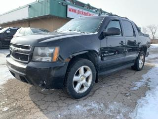 Used 2007 Chevrolet Avalanche 1500 LT AS-IS | ACCIDENT FREE! | ONTARIO VEHICLE! for sale in Bolton, ON