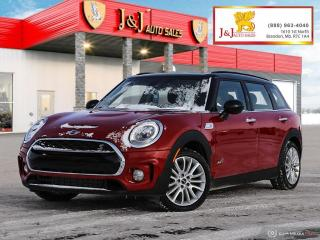 Used 2017 MINI Cooper Clubman Cooper S AWD, Loaded , Nice little SUV for sale in Brandon, MB