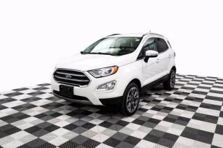 Used 2020 Ford EcoSport Titanium 4WD Sunroof Leather Nav Cam Sync 3 Heated Seats for sale in New Westminster, BC