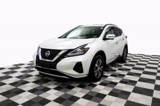 Used 2020 Nissan Murano SV AWD Sunroof Nav Cam for sale in New Westminster, BC