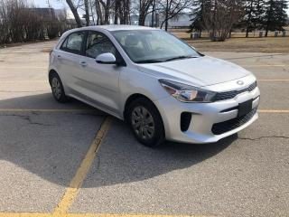 Used 2019 Kia Rio LX+ Heated Seats! Backup Cam! Heated Wheel! for sale in Winnipeg, MB
