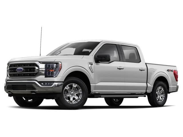 2021 Ford F-150 Lariat CREW CAB 4DR 145'' WB 4WD