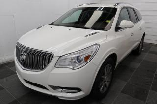 Used 2013 Buick Enclave Leather for sale in Winnipeg, MB