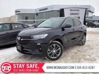 New 2021 Buick Encore GX Preferred for sale in Winnipeg, MB
