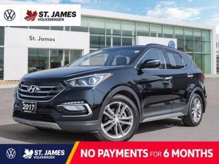 Used 2017 Hyundai Santa Fe Sport SE, LOCAL ONE OWNER, BACKUP CAMERA, PANORAMIC SUNROOF for sale in Winnipeg, MB
