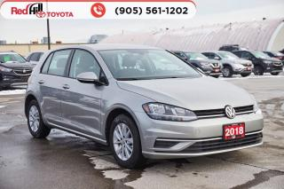 Used 2018 Volkswagen Golf for sale in Hamilton, ON