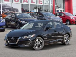 New 2021 Nissan Sentra SV for sale in St. Catharines, ON
