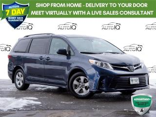 Used 2020 Toyota Sienna LE 8 Passenger | Power Doors | Low Mileage +++ for sale in Welland, ON