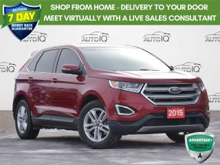 Used 2015 Ford Edge SEL | AWD | 6WAY POWER SEAT | SNOW TIRES | for sale in Waterloo, ON