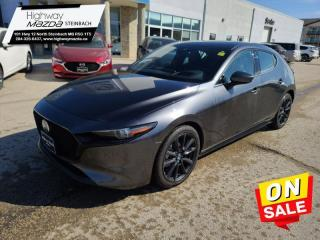 Used 2020 Mazda MAZDA3 Sport GT 1 MILLION KM POWERTRAIN WARRANTY  AND FULL BUMPER TO BUMPER WARRANTY TILL MARCH 3 - 2023 - for sale in Steinbach, MB