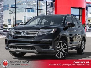 New 2021 Honda Pilot TOURING 8P for sale in Huntsville, ON