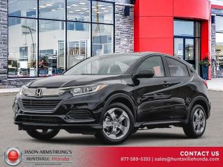 New 2021 Honda HR-V LX for sale in Huntsville, ON