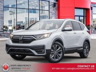 New 2021 Honda CR-V Sport for sale in Huntsville, ON
