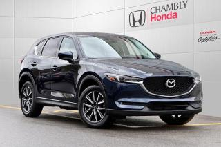 Used 2017 Mazda CX-5 GT for sale in Richmond Hill, ON