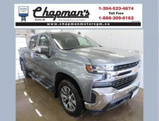 New 2021 Chevrolet Silverado 1500 LT Remote Start, Heated Seats, HD Rear Vision Camera for sale in Killarney, MB