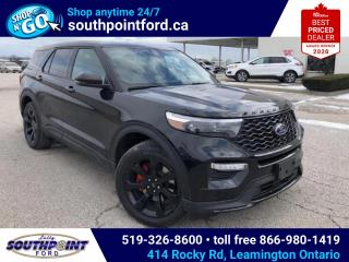 New 2021 Ford Explorer ST for sale in Leamington, ON
