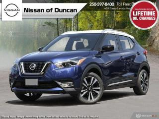New 2020 Nissan Kicks SR for sale in Duncan, BC
