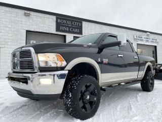 Used 2010 Dodge Ram 2500 Laramie Cummins Heated Steering 4X4 for sale in Guelph, ON