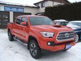 Photo of Inferno Orange 2017 Toyota Tacoma