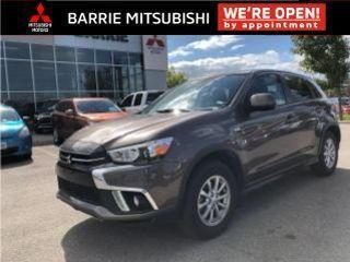 Used 2018 Mitsubishi RVR SE | All Wheel Drive | Heated Seats | Warranty for sale in Barrie, ON