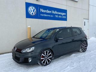 Used 2013 Volkswagen Golf GTI GTI SPORT - LEATHER PKG / 6SPD M/T for sale in Edmonton, AB