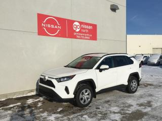 Used 2020 Toyota RAV4 LE / AWD / Heated Seats / Backup Camera / Under 1000 km / Hail Damage Clear Out / Deal Of The Year for sale in Edmonton, AB