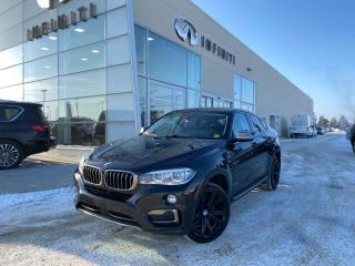 Used 2016 BMW X6 INDIVIDUAL PKG, ACCIDENT FREE for sale in Edmonton, AB