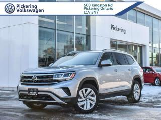 Used 2021 Volkswagen Atlas Highline | Demo for sale in Pickering, ON
