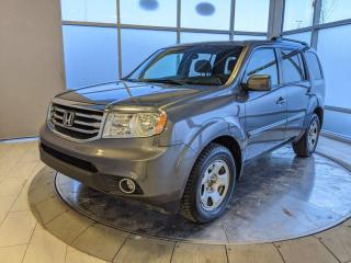 Used 2014 Honda Pilot NO ACCIDENTS for sale in Edmonton, AB