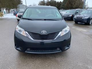 Used 2013 Toyota Sienna LE AWD POWER DOORS for sale in Waterloo, ON