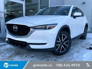 Used 2017 Mazda CX-5 GT - AWD, LEATHER, SUNROOF, NAV, BACK UP, for sale in Edmonton, AB