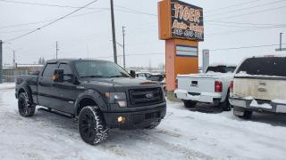 Used 2013 Ford F-150 FX4**LIFT**FUEL WHEELS***4X4**MINT TRUCK for sale in London, ON