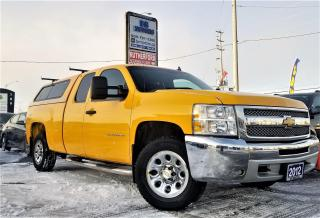 Used 2012 Chevrolet Silverado 1500 No Accidents |AWD | Ext Cab |LT K3500| Certified for sale in Brampton, ON