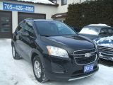 Photo of Black 2013 Chevrolet Trax