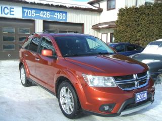 Used 2014 Dodge Journey R/T, AWD, V6 for sale in Beaverton, ON