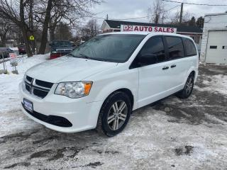 Used 2018 Dodge Grand Caravan Canada Value Package/7 Passenger/Comes Certified for sale in Scarborough, ON