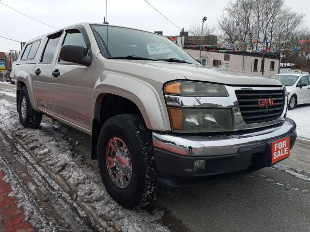 2008 GMC Canyon SLE-EXTRA CLEAN-4X4-ALLOYS-WINTER TIRES-MUST SEE!!