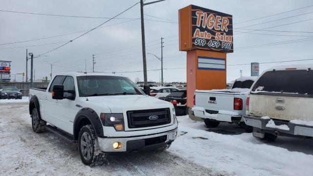 2013 Ford F-150 FX4**LEATHER**4X4**V6 ECOBOOST*CERTIFIED