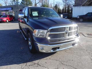 Used 2015 RAM 1500 Big Horn Eco Diesel 4x4 Crew Cab for sale in Windsor, ON
