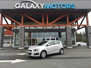 Used 2014 Chevrolet Sonic LT for sale in Victoria, BC