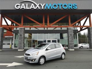Used 2020 Mitsubishi Mirage ES for sale in Victoria, BC