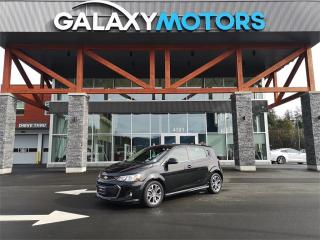 Used 2017 Chevrolet Sonic LT for sale in Victoria, BC